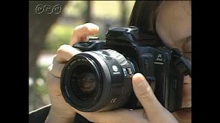 カメラのフィルムに写る像-中学