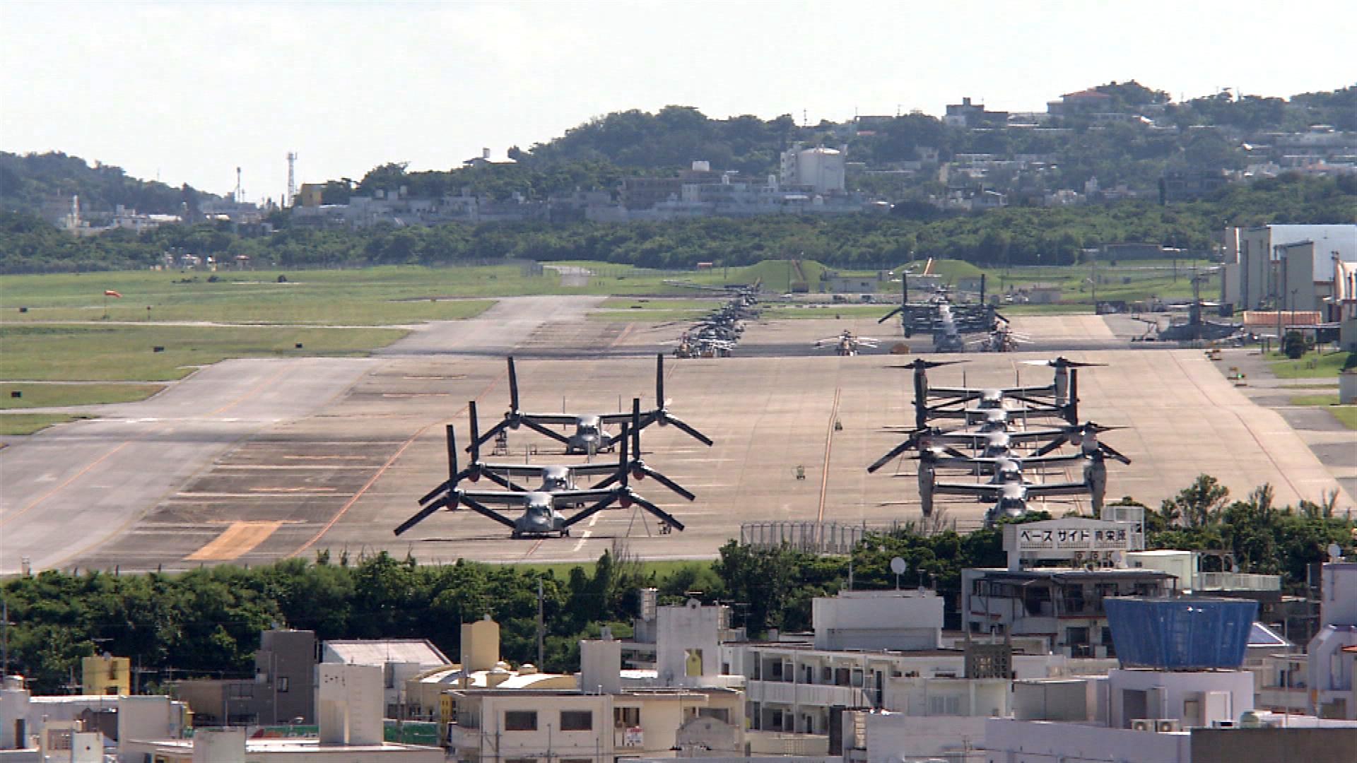 """沖縄復帰45年 深まる本土との""""溝"""""""