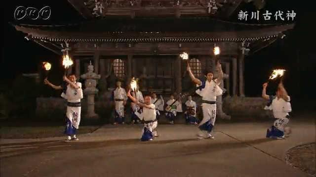 サムネイル画像:新川古代神(夜)