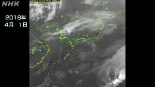 雲と天気の変化