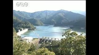 洪水を防ぐダム