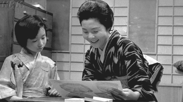 浅茅しのぶ | NHK人物録 | NHKアーカイブス