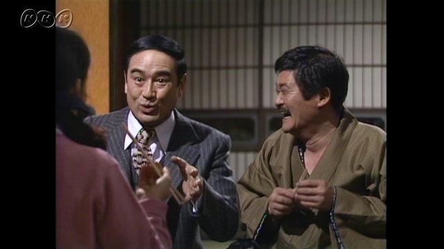 ドラマ人間模様 あ・うん | NHK放送史(動画・記事)