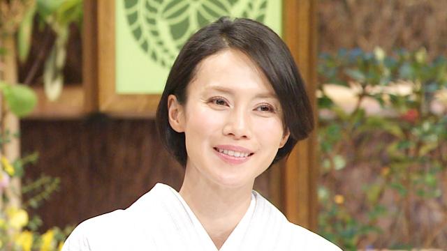 中谷美紀   NHK人物録   NHKアーカイブス