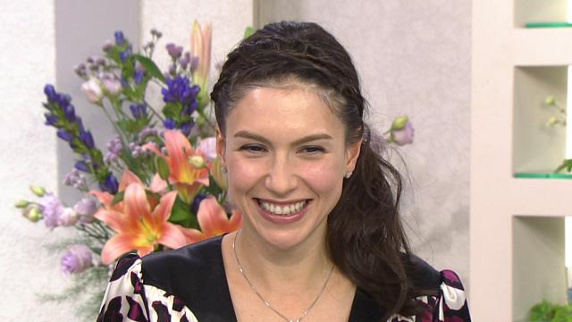 リサ・ステッグマイヤー | NHK人物録 | NHKアーカイブス