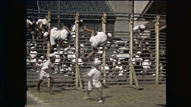 第17回 運動会と肋木