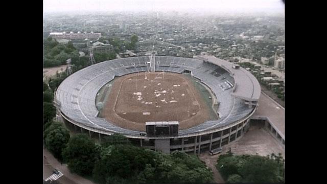 第18回 国立競技場建設