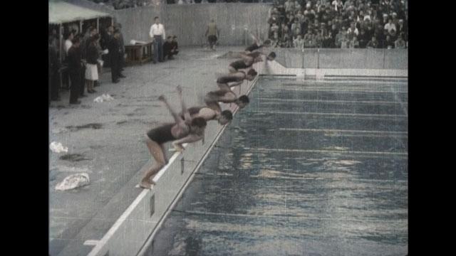 第27回 水泳日本を育てた神宮プール