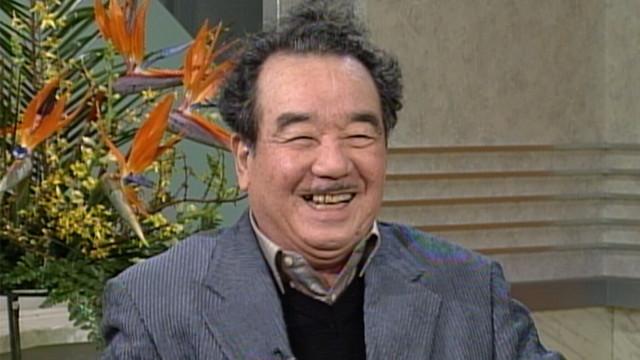 加藤芳郎 | NHK人物録 | NHKアーカイブス