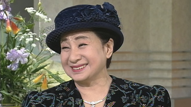 京唄子 | NHK人物録 | NHKアーカイブス